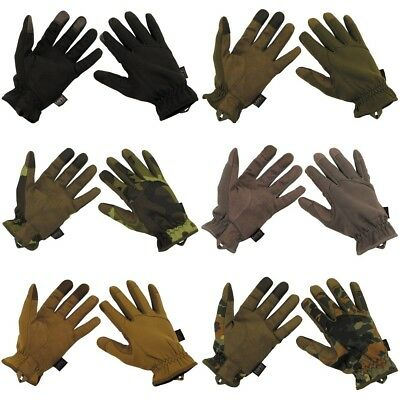 MFH High Defence Fingerhandschuhe Lightweight Touch Handschuhe Outdoor NEU