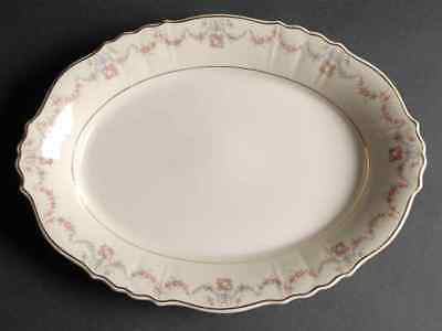 """Harmony House FONTAINE 12 1/8"""" Oval Serving Platter 205511"""