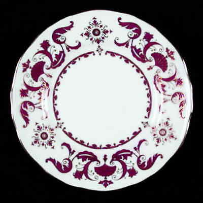 Crown Staffordshire BERKELEY SQUARE Bread & Butter Plate 94643