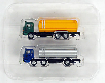 """Tomytec The Truck Collection """"Chemical Products Lorry Set A"""" 1/150 N scale"""