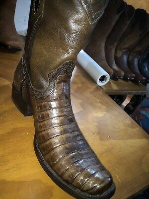 New Crocodile Boots Made By Cuadra Boots Ask All Sizes All Colors