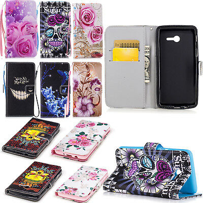 Samsung Galaxy J5 2017 Case Wallet PU Leather Card Pockets Protective Flip Cover