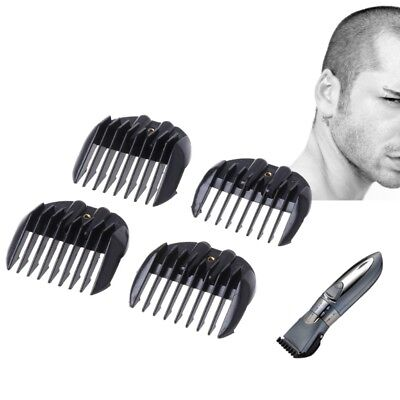 Haircutting Replacement 4 Sizes Limit Comb Hair Clipper Guide Guard Attachment