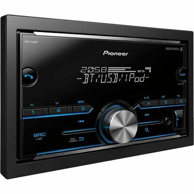 Pioneer Double Din Digital Media Player with Bluetooth - MVH-S405BT