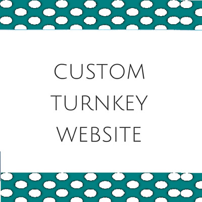 Premium Custom Turnkey Affiliate & Dropship Niche Website - Topic of Your Choice