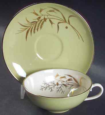 Franciscan WILLOW BOUQUET Cup & Saucer 142552