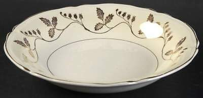 Edwin Knowles GOLD LEAF Soup Bowl 6143373