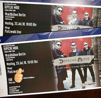 depeche mode berlin stehplatz fos innenraum ticket karte waldb hne eur 184 00. Black Bedroom Furniture Sets. Home Design Ideas