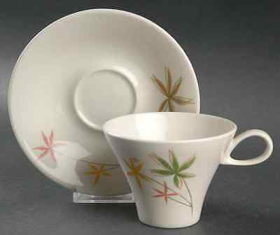 Iroquois SPRING FLOWERS Cup & Saucer 269379