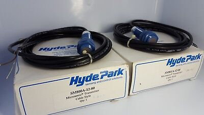 HYDE PARK SM800A1200 SM801A1200 Ultrasonic Transmitter and Receiver
