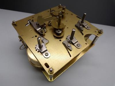 "Franz Hermle ""84"" Clock German Brass Clock Movement 351-050 32cm / 122.85 D014"