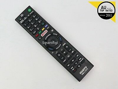 Sony Replacement Netflix TV Remote Control RMT-TX100A and many more models....