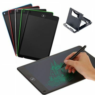 "8.5"" LCD Writing Tablet Drawing Pad for Boogie Board Jot Style eWriter Stylus AU"