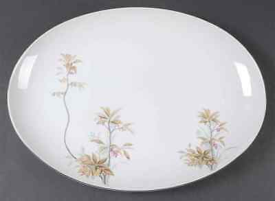 """Harmony House SUNNY GLADE 16 1/8"""" Oval Serving Platter 3358886"""