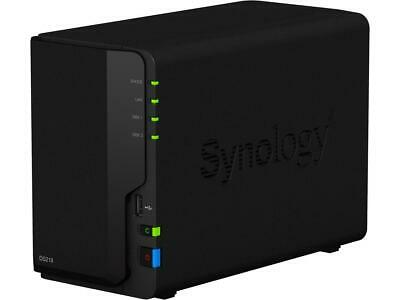 Synology DS218 Diskless System Network Storage