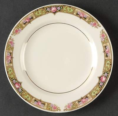 Edwin Knowles CHARTREUSE Bread & Butter Plate 294994