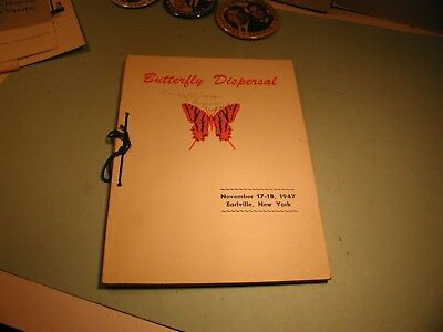 "1947 "" Butterfly Dispersal "" of Bulls & Cows Earlville, NY Catalogue"