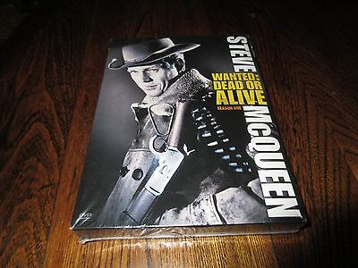 Wanted Dead Or Alive - Season 1 (DVD, 2007) FACTORY SEALED
