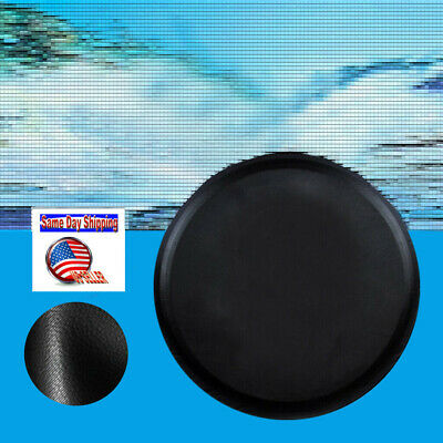 """Black Spare Wheel Tire Tyre Cover Fits  27"""" 28"""" 29"""" 30"""" Tires R15 R16 wheelcover"""