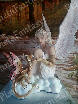Angelo Guardiano Amibel 044179 Fata Les Alpes Idea Regalo Fatina Originale Fairy