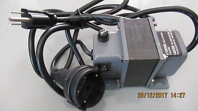 Voltage Valet Step Up Transformer 110/120V To 220/240V - 150 Watt Model Tu150Ul