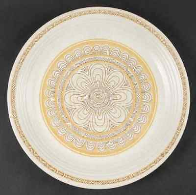 Franciscan HACIENDA GOLD (MADE IN USA) Dinner Plate 137829