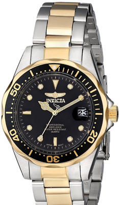 Invicta Men S 8934 Pro Diver Collection Two Tone Stainless Steel Watch Subaqua