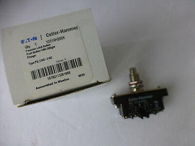 cutler hammer precision limit switch 10316h2006 typeps series a