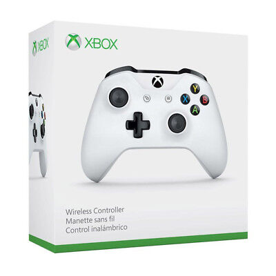 Official Xbox Wireless Controller - White (Xbox One) BRAND NEW AND SEALED
