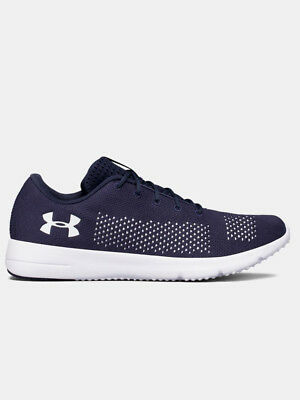 Under Armour Men's UA Rapid Running Shoes MDN/ WHT/ WHT(1297445-410)
