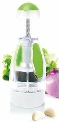 Kuuk Onion Chopper - Also for Garlic, Tomatoes, Salsa and More.