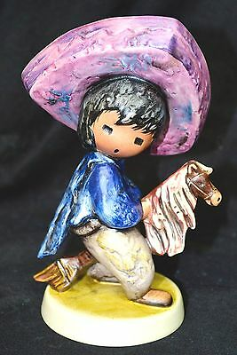 "DeGRAZIA INDIAN FIGURINE ""MY FIRST HORSE"" #1031201 NEW * FREE SHIPPING"