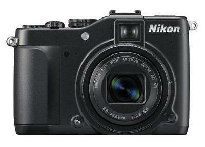 Nikon Coolpix P7000 10.1 MP Digital Camera with 7.1x Wide Zoom-Nikkor