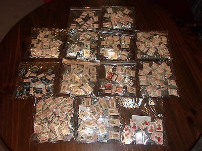 Mega Lot of 340 HOME DEPOT KIDS WORKSHOPS Lapel Pins (Buttons, Badges)