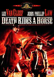 Death Rides a Horse (1967)(DVD)(NEW & SEALED)
