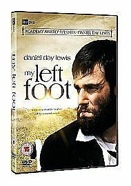 My Left Foot (1989)(DVD)(NEW & SEALED)
