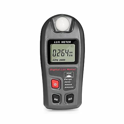 Dostyle Light Meter Digital Illuminance Lux Meter with LCD Display (Range: 0....