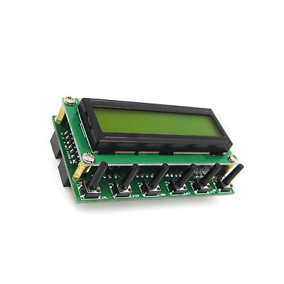 AD9850 6Bands 0-55MHz Frequency LCD DDS Signal Generator Module DC 8V-9V