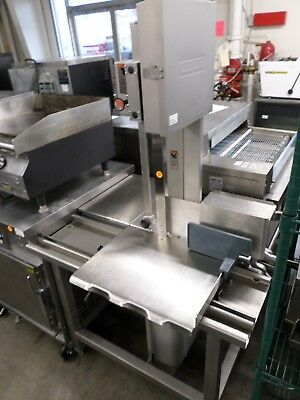 Hobart Meat Saw, 3HP, safety featurs, 230v 3ph, Model 6614