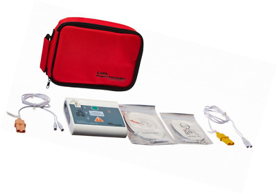WNL Safety Products WL120ES10 Plastic AED Practi-Trainer Essentials CPR