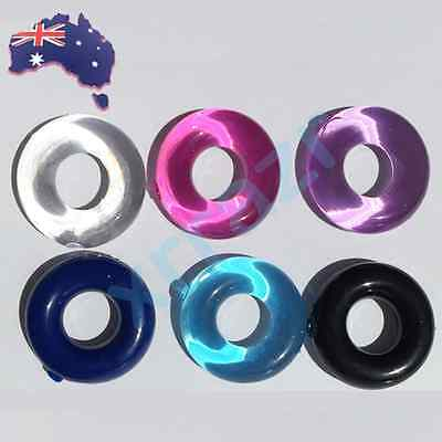 Penis Ring Donut shaped silicon ring cock Impotence Aid *Australian seller*