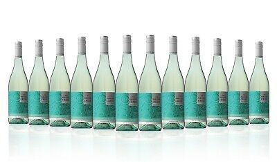 Paradise Creek NZ Marlborough Sauvignon Blanc White Wine 2015 (12x750ml) RRP$269
