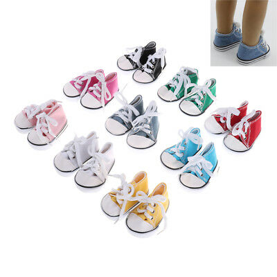 18Inch Baby Doll Shoes For Baby Doll Clothes Accessories UQ
