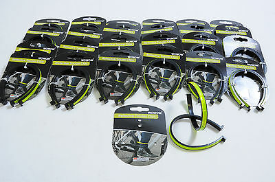 Wholesale Job Lot 25 Pairs Wowow 3M Reflective Hi-Vis Viz Cycling Trouser Clips