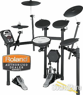 Roland TD-11K-S V-Drums Electronic Drum Set