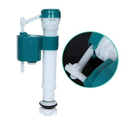 Toilet Water Tank Inlet Fill Valve Adjustable for Most Toilets ReplacementParts