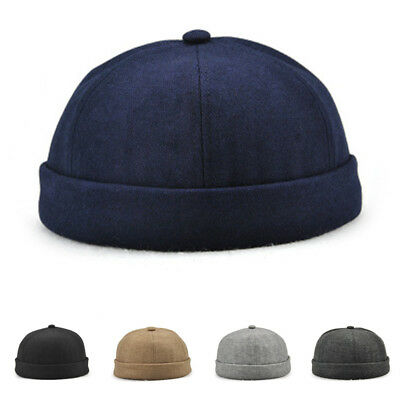 Women / Men Chinese Traditional Style Beanie Cap Skullcap Retro Hat Cap Ancient.