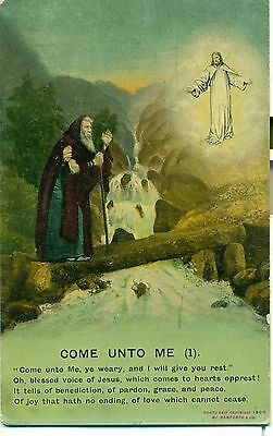 POSTCARD SONG  Come unto me (1)