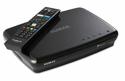 Humax FVP 5000T 500GB Freeview Recorder WiFi & Catch Up TV 2 Year Warranty