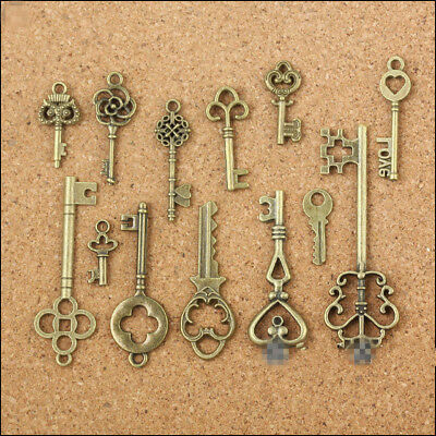 Door Vintage Old Knobs Antique Assorted Lot Knob Hardware Locks 13 Glass Pulls H